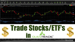 How to trade a stock or ETF with Questrade